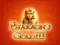 Pharaohs Gold III на зеркале Вулкан Старс