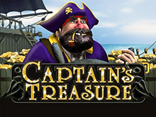 Онлайн-слот Captains Treasure
