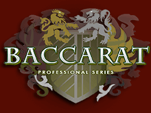 Онлайн-слот Baccarat Pro Series Table Game