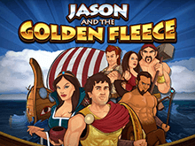 Слот Jason And The Golden Fleece