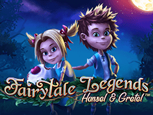 Игровой слот Fairytale Legends: Hansel And Gretel