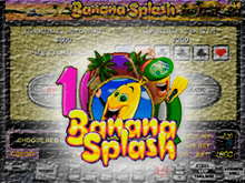 Онлайн-слот Banana Splash