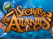 Видео-слот Secrets Of Atlantis