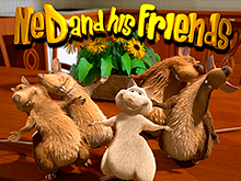 Игровой аппарат Ned And His Friends