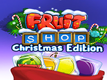 Видео-слот Fruit Shop Christmas Edition