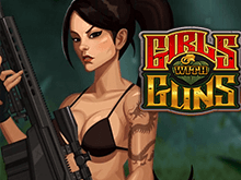 Автомат Girls With Guns: Jungle Heat